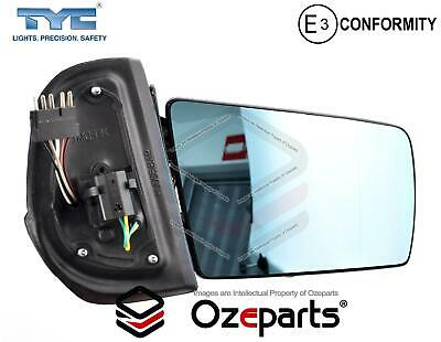 Mercedes Benz C Class W202 94~01 RH Right Hand Electric Door Mirror (5+2 pins)