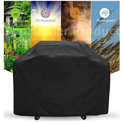 75in BBQ Cover Outdoor Waterproof Barbecue Covers Garden Patio Grill Protector