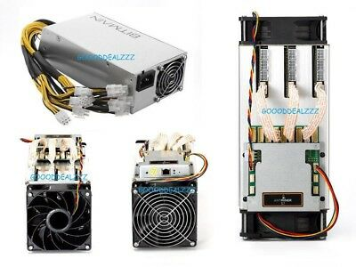 🆕 Bitmain Antminer S9 in Stock On Hand Bitcoin ASIC Miner+APW3++ PSU