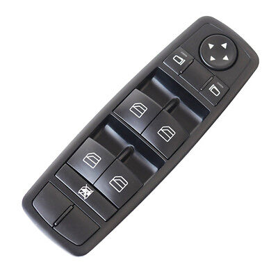 For Mercedes Benz ML300 ML350 ML450 - Front Master Window Switch - A2518300090