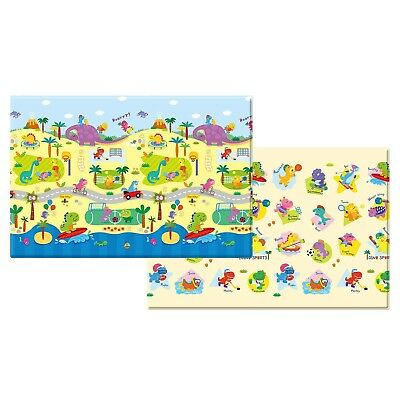 Baby Care Kid's Cushion Double-sided Play Mat