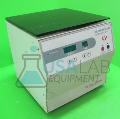 The Silent Solution Silencer S2100 Swing Rotor Centrifuge #1
