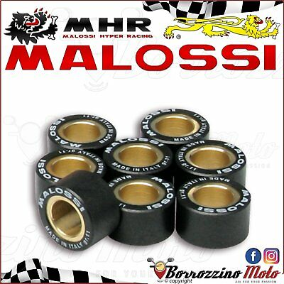 KIT SERIE 8 RULLI VARIATORE 20X12 14gr MALOSSI KYMCO DOWNTOWN 200 ie