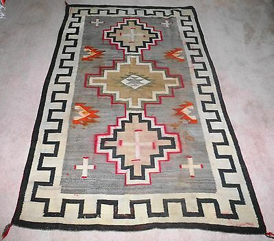 Navajo Indian  Rug - Antique