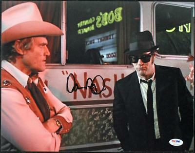 Dan Aykroyd Blues Brothers Signed Authentic 11X14 Photo PSA/DNA #T50712