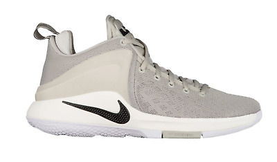 NIKE ZOOM WITNESS Lebron King James Finals Colorway White Gold ... 0095d9eb5