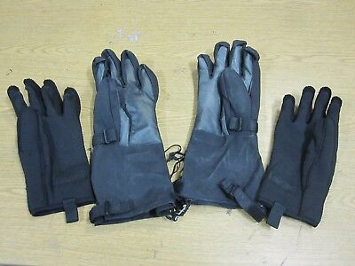 OR Military Tactical Rockfall Gloves  Flame Resistant Outdoor Research 70170 USA
