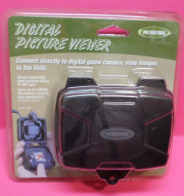 New Moultrie Digital Trail Camera Picture Viewer Deer MFHP12386