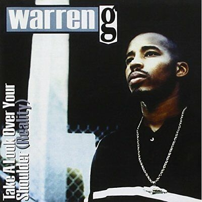 Take A Look Over Your Shoulder (Reality) Warren G Audio CD