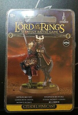 The Lord of the Rings Strategy Battle Game Easterling War Prist