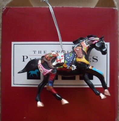 The Trail Of Painted Ponies Boot Camp Pony 2007 Ornament