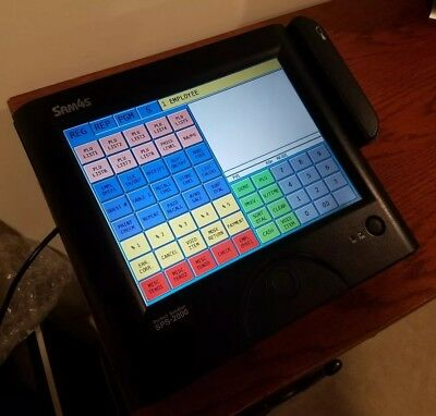 SAM4s SPS-2000 POS TOUCH SCREEN CASH REGISTER