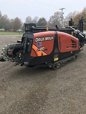 2014 Ditch Witch Directional Drill