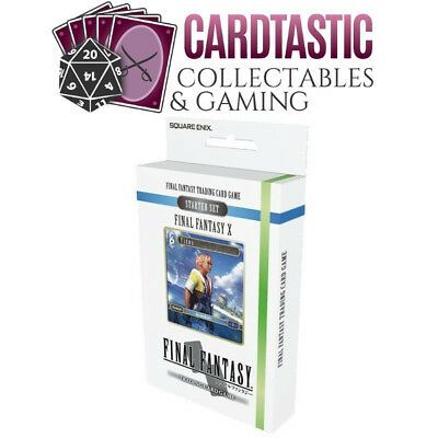 Final Fantasy TCG Starter Set X (10)