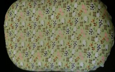 Poddle Pod  cover 0-6 months COVER ONLY.FARMYARD PRINT