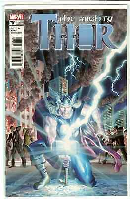 Mighty Thor #701 Alex Ross 1:50 Variant NM