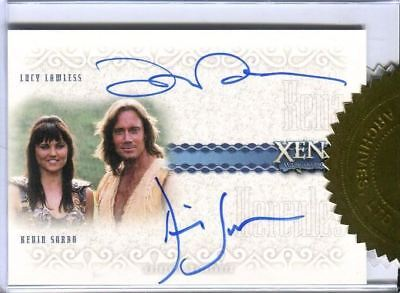 Xena Dangerous Liaisons Case Topper Trading Card Lots
