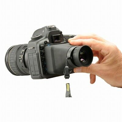 HOODMAN HOODLOUPE 3.2 inch COLLAPSABLE LCD SCREEN MAGNIFING LOUPE DSLR CH-32