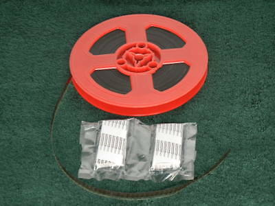 Presstape 8Mm Fresh Cine Movie Film Splicing Tape For Movies 20 Splices Usa