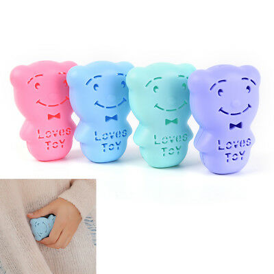 Portable Mini Pocket Hand Warmer Bear Automatic Heating Winter Handy Z