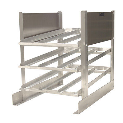 Half-Size Can Rack Capacity 54 #10 Cans, Capacity 72 #5 Cans