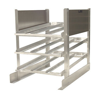 Half-Size Can Rack Capacity #10 Cans: 54 Capacity #5 Cans: 72