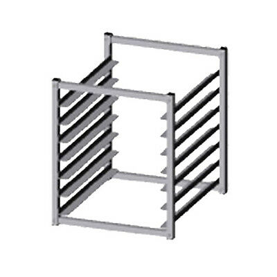 "Insert Pan Rack, 20 1/4"" x 24"" x 24"" Welded Half Size End Load, 7 Pan Capacity"