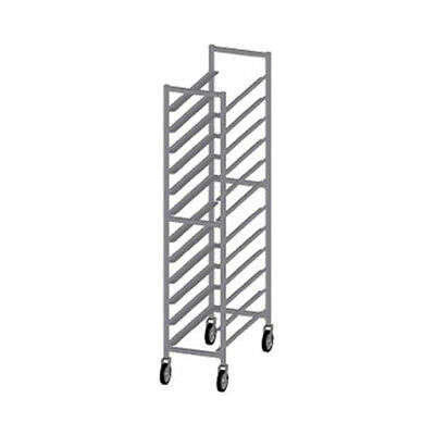 "Platter Rack, 10 pan capacity, 6"" spacing, 15.25"" x 71.5"" x 30"""