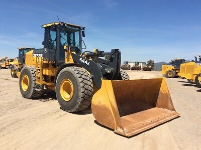 2014 John Deere 644K Wheel Loaders