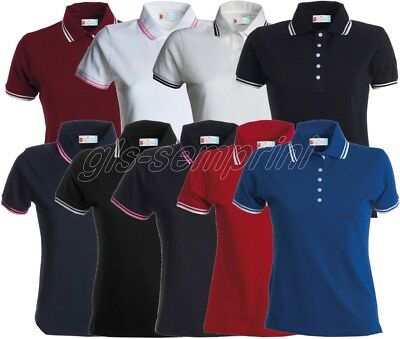 Polo Manica Corta Payper Skipper Lady In Cotone Donna