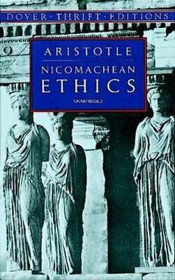 The Nicomachean Ethics (Dover Thrift Editions) by Aristotle Paperback Book The