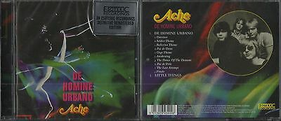 ACHE - DE HOMINE URBANO-CD 1970-progressiv Rock-cherry red