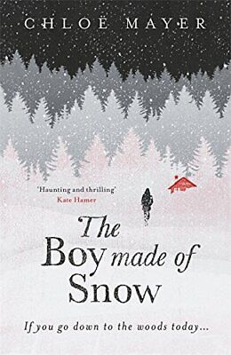 The Boy Made of Snow by Mayer, Chloe Book The Cheap Fast Free Post