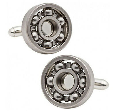 Unique Functioning Ball Bearing Engineering Mechanic Gift  by CUFFLINKS DIRECT