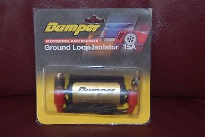 Bumper Ground Loop Isolator 15A (New & Boxed)