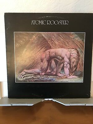 Atomic Rooster- DEATH WALKS BEHIND YOU LP B+C RECORDS CAS1026