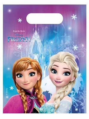 the Ice Queen 6 Party Bags Bags Gift Bags Goodie Bag Bags Disney Frozen