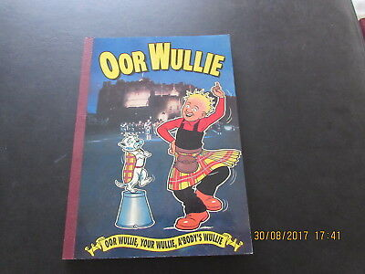 Oor   Wullie  Annual  1992    Good  Condition  For Age