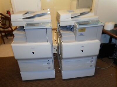 Canon imageRUNNER C2550 Color Copier Print Copy Scan Fax
