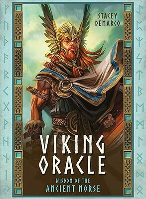 NEW Viking Oracle Cards Deck Stacey Demarco Jimmy Manton