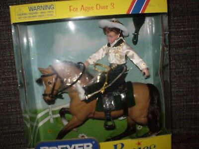 Breyer Ponies Horse w/rider Cowgirl New in Box
