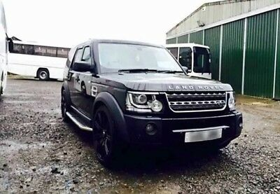 """Modified Land Rover Discovery 3/4 - (22"""" Alloys, Sidesteps, etc) range"""