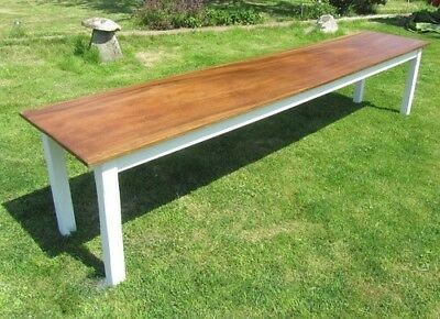 11ft Harvest Table From South West France