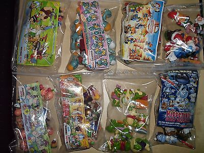 Ue Ei KINDER SURPRISE COMPLETE SETS, KOMPLETTSATZ , AUSWAHL, handpainted