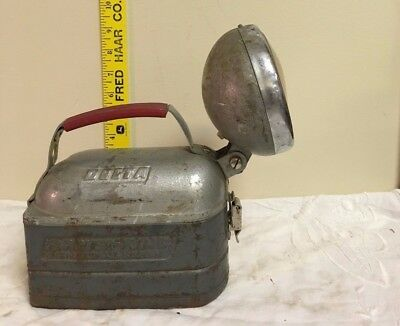 Vintage Delta Power-King 12 Volt Lantern