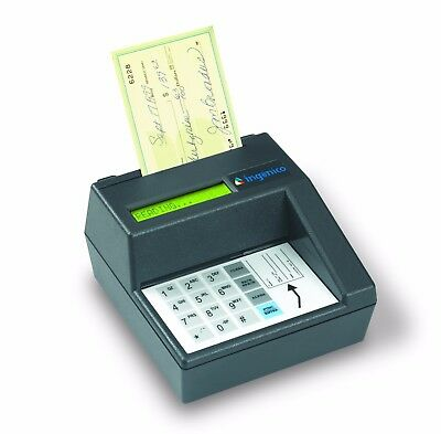 Ingenico™ eN-Check Manager 3000 Check Reader