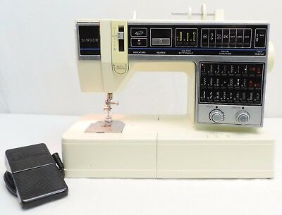 SINGER Model 40 Electronic Control Sewing Machine For Parts Or Not Classy Singer 6268 Sewing Machine For Sale