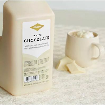 Fontana by Starbucks White Chocolate Mocha Sauce  - best before March 26, 2018
