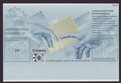 Zimbabwe International Reply Cupon (IRC), mint / 100 years UPU (CN01) / Simbabwe