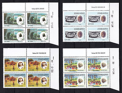 Zimbabwe 2007 Women Sheet No. 0034, MNH